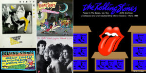 Rolling Stones – Foxes In The Boxes Vol. 1-3