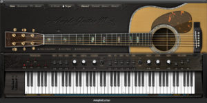 Ample Sound AGM (Martin acoustic guitar)