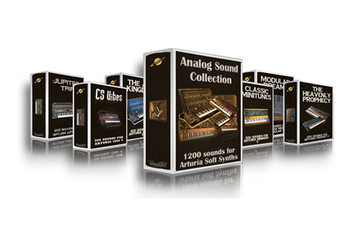 arturia v2 analog synth collection win osx daw plugin. Black Bedroom Furniture Sets. Home Design Ideas